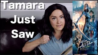 Alita: Battle Angel - Tamara Just Saw