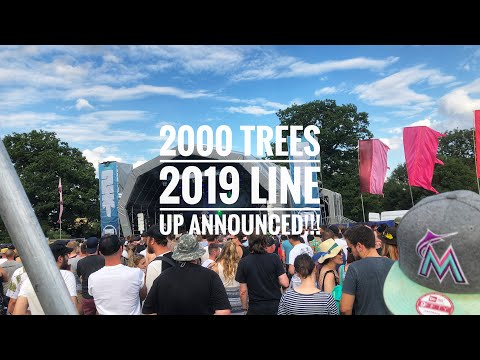 2000 Trees 2019 first announcement reaction Mp3