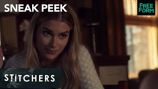"Stitchers | Season 3 Episode 4 Sneak Peek: ""Can I Interest You In A Little Trouble"" 