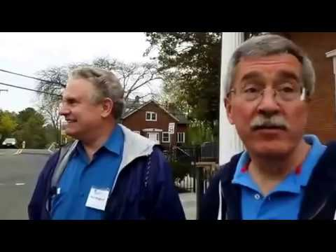 Basking Ridge Oak Tree Interviews and Prayer