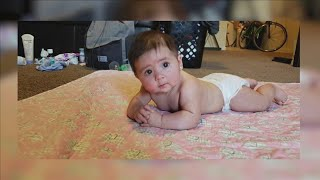 The family of 10-month-old stuffed in backpack speaks out