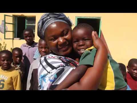 Donate a shoe campaign Chivi Masvingo trip