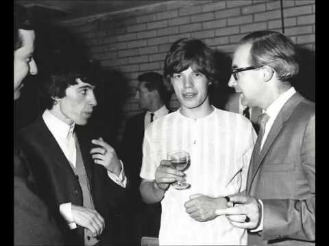 Radio Interview With Rolling Stones Manager Eric Easton, Circa 1964