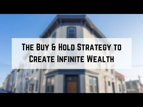 The Buy & Hold Strategy to Create Infinite Wealth