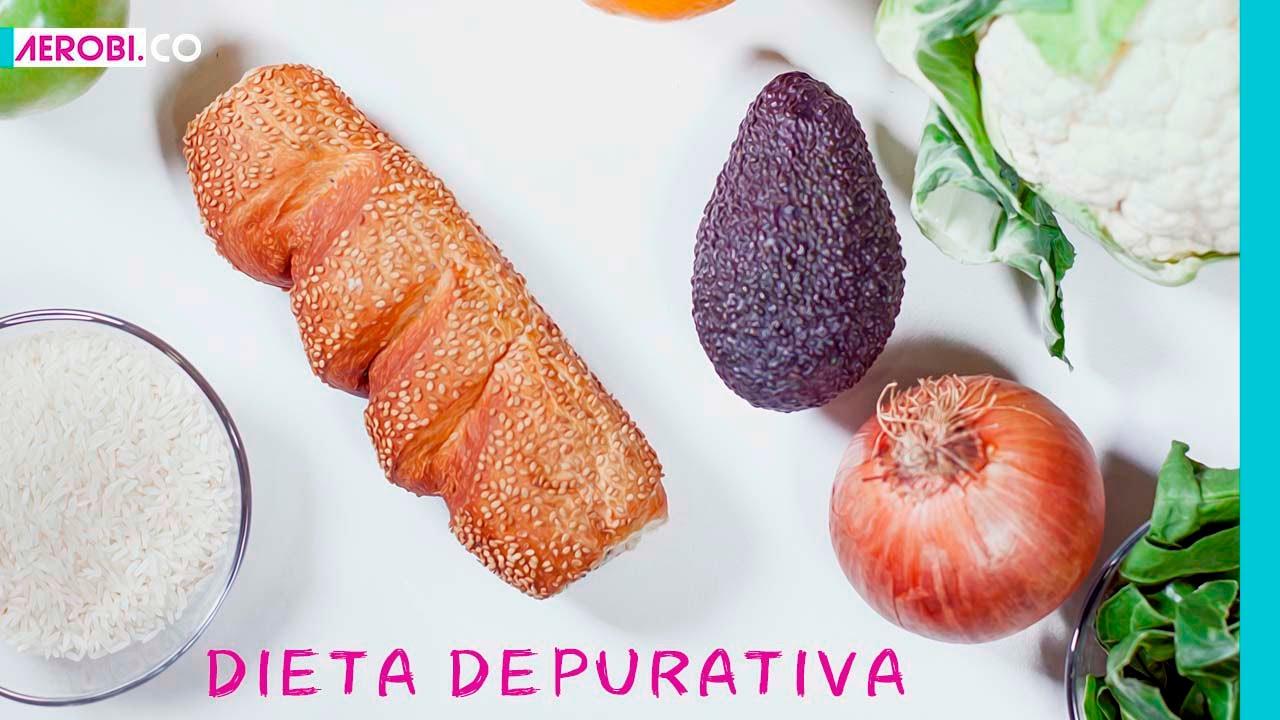 dieta depurativa adelgazante rapida