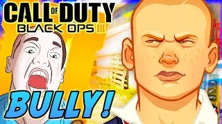 How to beat a Cyber Bully on BLACK OPS 3!