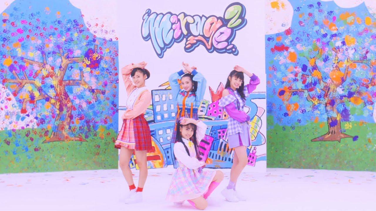 mirage² - 咲いて²(Saite-Saite) YouTube ver.(MV/Commentary)