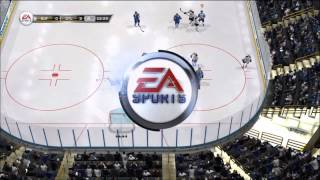 NHL 12: Gameplay Blues vs. Sabres | XBOX 360 HD (FULL GAME)