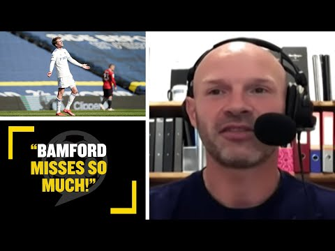 """""""BAMFORD MISSES SO MUCH!"""" Danny Mills says Leeds United fans need to lower the expectations!"""
