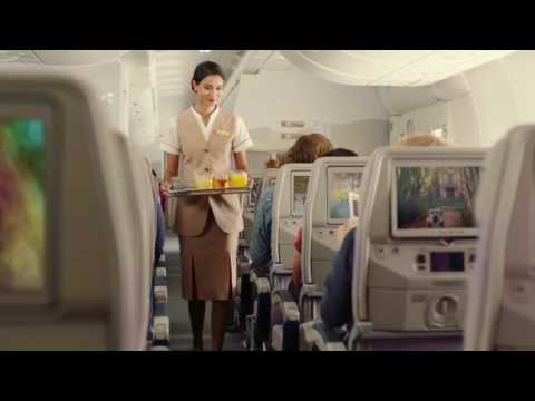 Who needs Tablets & Laptop's, let Emirates entertain you | Corporate Travel Concierge
