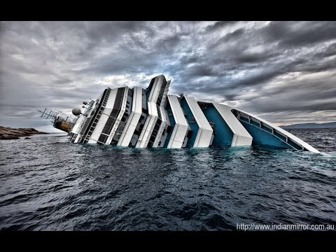 Sinking Cruise Ship - Documentary [HD]