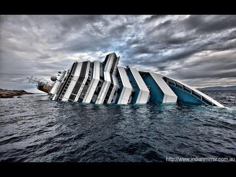 Sinking Cruise Ship - Documentary [HD]