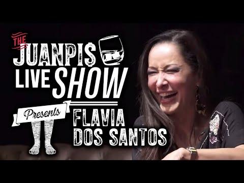 The Juanpis Live Show - Entrevista A Flavia Dos Santos