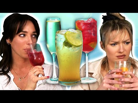 Irish People Try The World's Strongest Cocktails