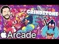 BRUTAL HACK N SLASH PUZZLER | Let's Play Grindstone (Apple Arcade) | Graeme Games