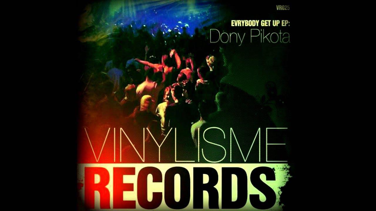 Dony Pikota Techno Fuck Original Mix Youtube