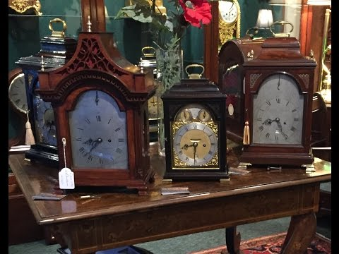 Antique Bracket Clocks - An Introduction