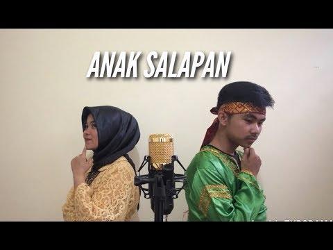 Anak Salapan - Elly K & Nuskan S ( alfahrus ft ana cover )