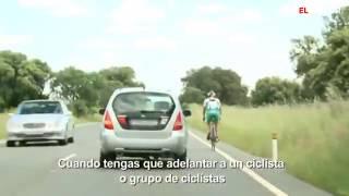 Así debes adelantar a un ciclista en carretera | El Motor