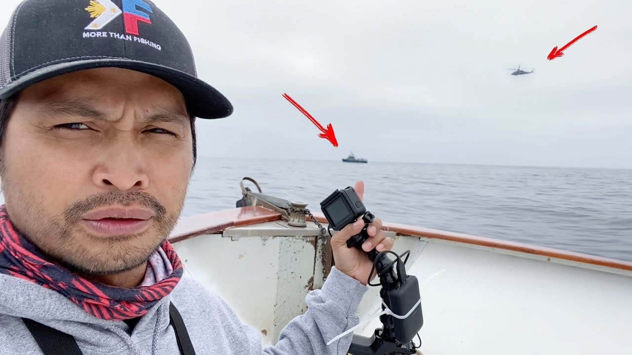 Unexpected ENCOUNTER with MILITARY while fishing for TUNA