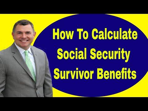 Social Security Survivor Benefits (2018)