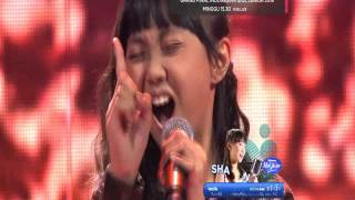 Navis VS Sharon Grand Final Indonesian Idol Junior