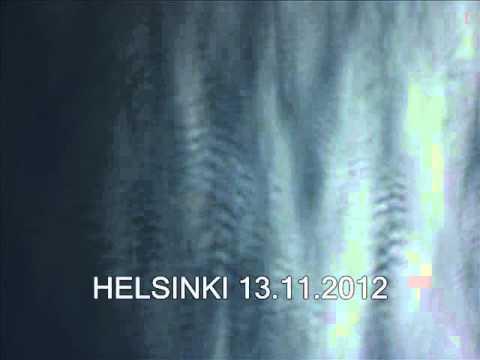 Geoengineering horror in Helsinki - ilmastomanipulaatio