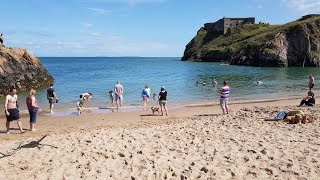Holiday In Tenby Pembrokeshire 2019 , Heatherton World Of Activities , Pembroke Castle