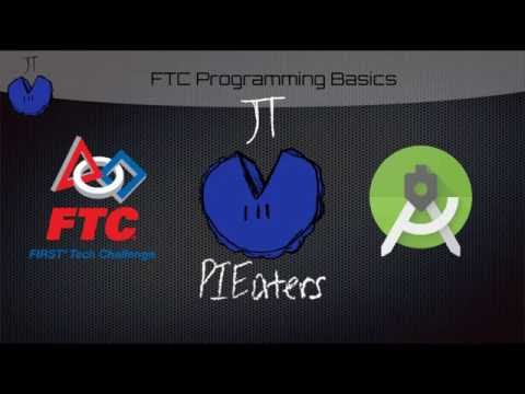 SEE DESCRIPTION  for update - Beginner Programming -part 1 - Java for FTC Robotics