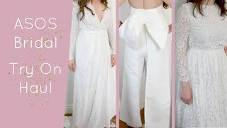 High Street Wedding Dresses - ASOS