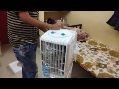 Symphony Diet 35T 35 Ltrs Air Cooler UNBOXING