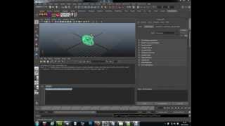 My drag-and-drop import script for Maya