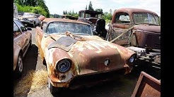 Chuck Wallace Rusty Cars - Portland Oregon - June 2018 - Slideshow