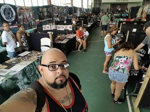 San pedro tattoo expo 2017 youtube for Tattoo expo san diego