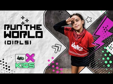 Run the World (Girls) - Beyoncé - Coreografia   FitDance Kids