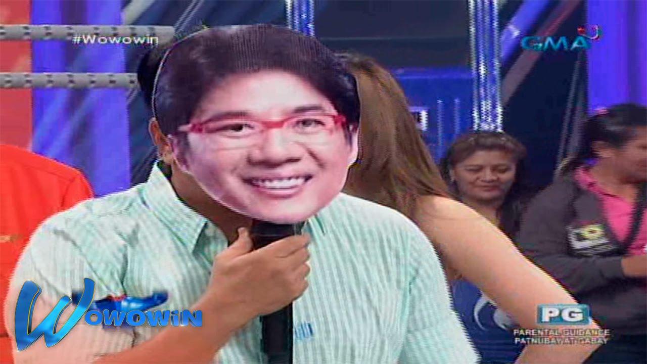 Wowowin: Ano ang tagalog ng 'spine'?
