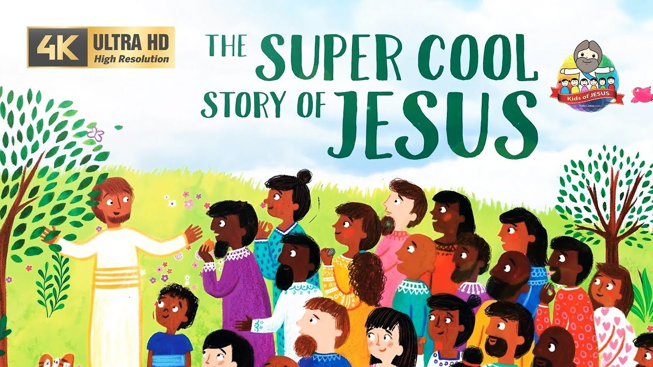 Image result for super cool story of Jesus