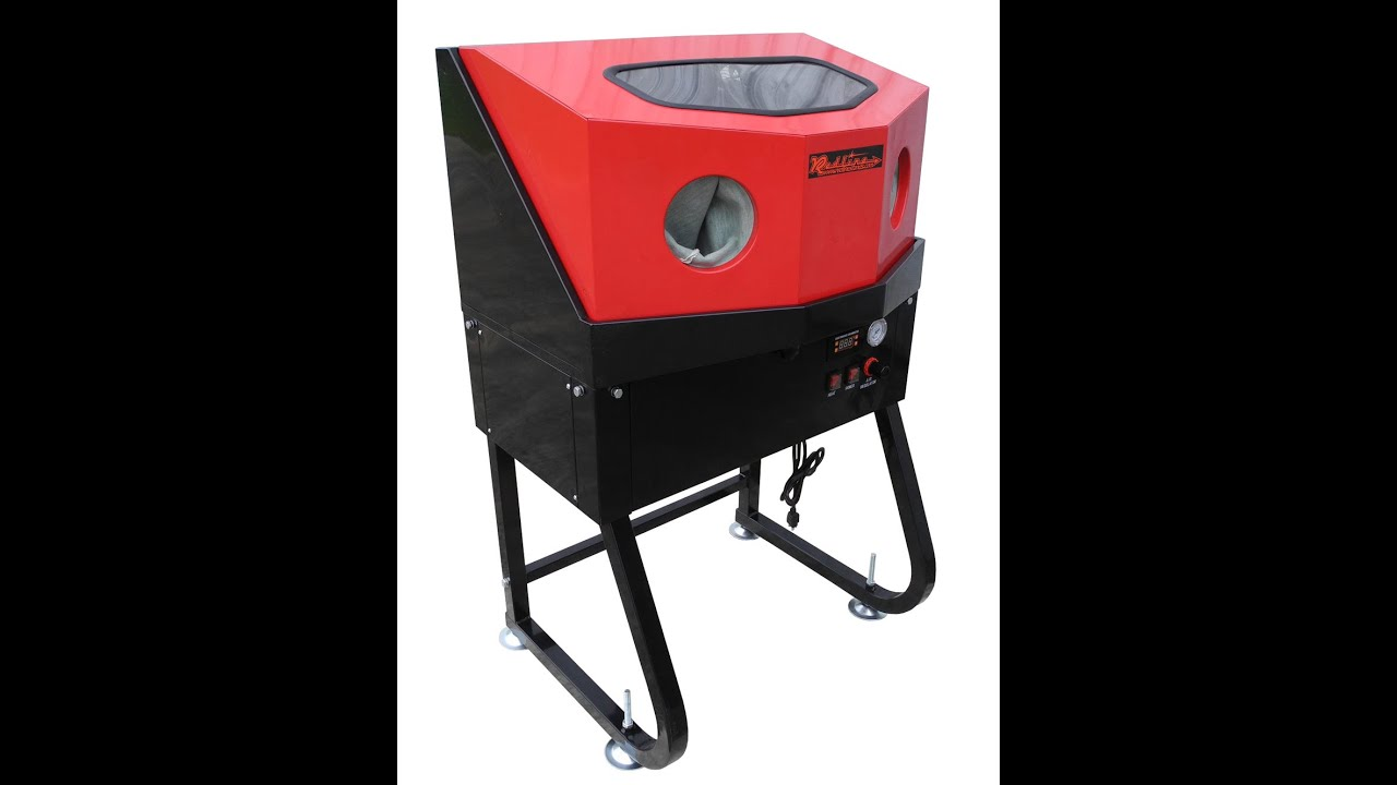 redline re-42hpw heated parts washer cabinet - youtube