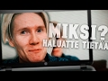 MIKS TE HALUUTTE TIETÄÄ TÄLLÄSIÄ!!