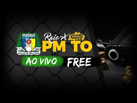 Raio-X - Policia Militar de Tocantins - Ao Vivo - AlfaCon