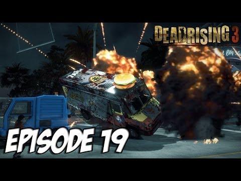 Dead Rising 3: Le Let's play | La fin des moustache arrive | Episode 19