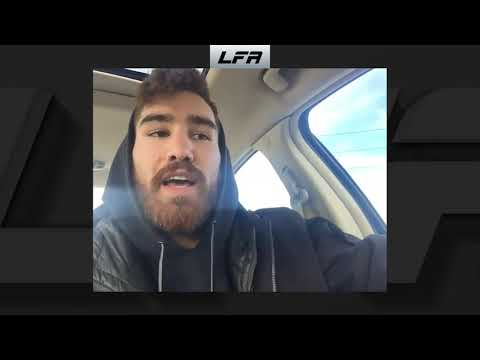 Josh Fremd talks to Ron Kruck (LFA 98)