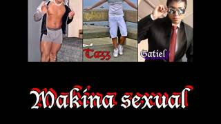Cover images Nessford-Gatiel-Tazz-Makina sexual (Prod. by GRmusic)