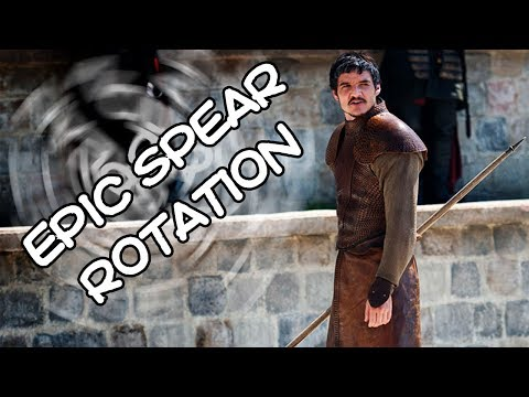 30 minutes of Oberyn Martell's Spear Rotation