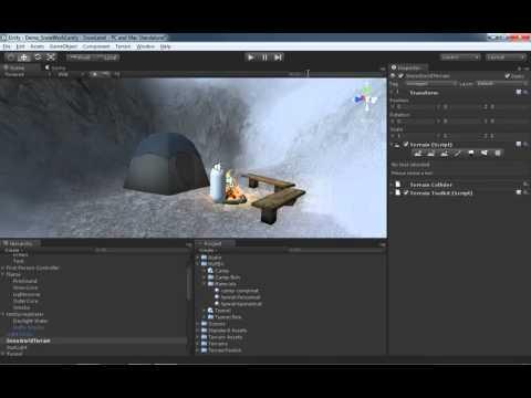 Unity UI Part 8: Viewport Functions