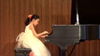 Scarlatti Sonata in C Major K95, piano by Jennifer Liu