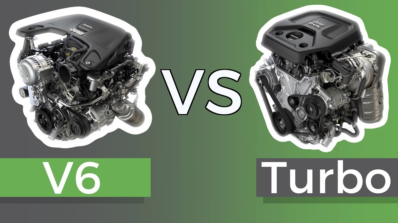 Download 2.0L Turbo vs 3.6L Jeep Wrangler JL Which is better? Part 1 Road Test 0-60 mph