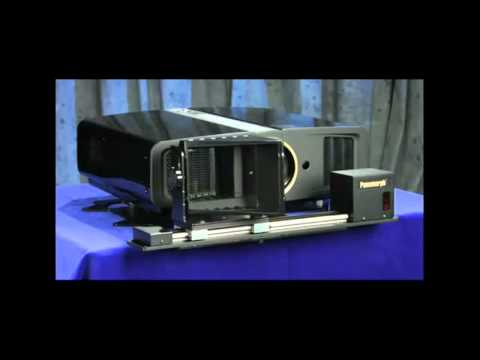 Panamorph Cinema Lens System @ Yana Audio Video , West Vancouver BC