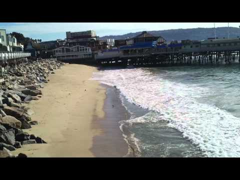 Redondo Beach , Califonria Restaurant and Parking by the Pier