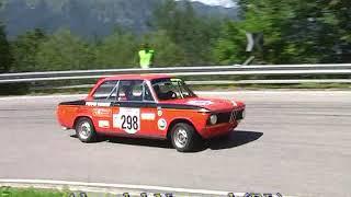 Gambar cover ALPE DEL NEVEGAL 2010 GIUSEPPE LO DUCA BMW 2002 TII